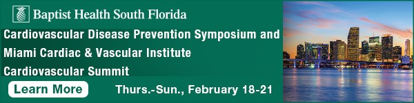Cardiovascular Disease Prevention Symposium and Miami